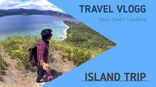 TRAVEL VLOGG ~ Kerja Sambil Jalan2 Trip 3 Pulau