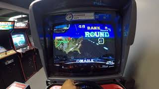 Rad mobile by Sega part 2 of 3. Retro gaming at the Galloping Ghost Arcade in Brookfield Illinois