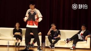 hong lễ cch nhảy solo trong fm tại đi loan ngy 28 11 黄礼格 solo 舞蹈