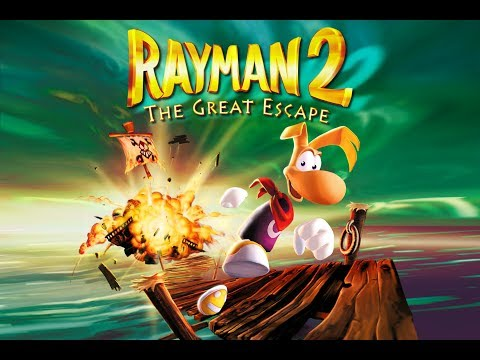 [LIVE, EN] Rayman 2 (PC) - Any% Speedrun