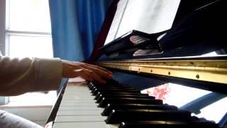 嵐 - Your Song (ピアノ)