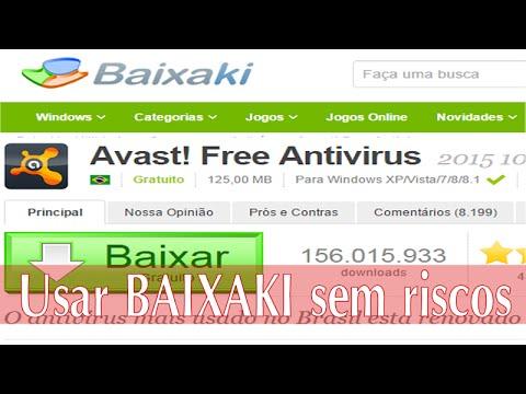 BAIXAKI ANTIVIRUS BAIXAR BAIDU GRATIS