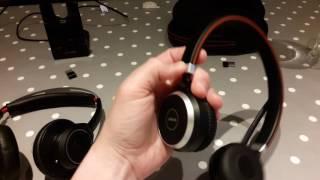 видео Jabra Evolve 65 UC Mono Проводная гарнитура