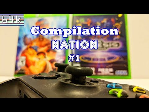 Compilation Nation #1 (Sega Genesis Classics + Street Fighter 30th Collection) thumbnail