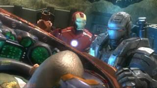 Iron Man 2 Gameplay 4/4