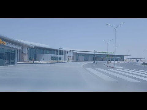 Nouakchott - Mauritania, New International Airport project