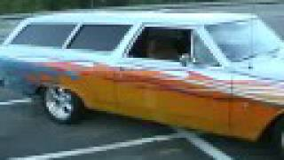 1964 Chevelle 2-Door Wagon - Video #1