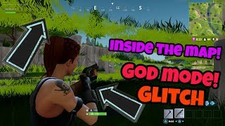 FORTNITE Glitch (Fortnite Battle Royale) Unlimited health ps4/xbox one