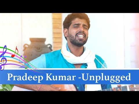 Mesmerizing songs by singer Pradeep Kumar
