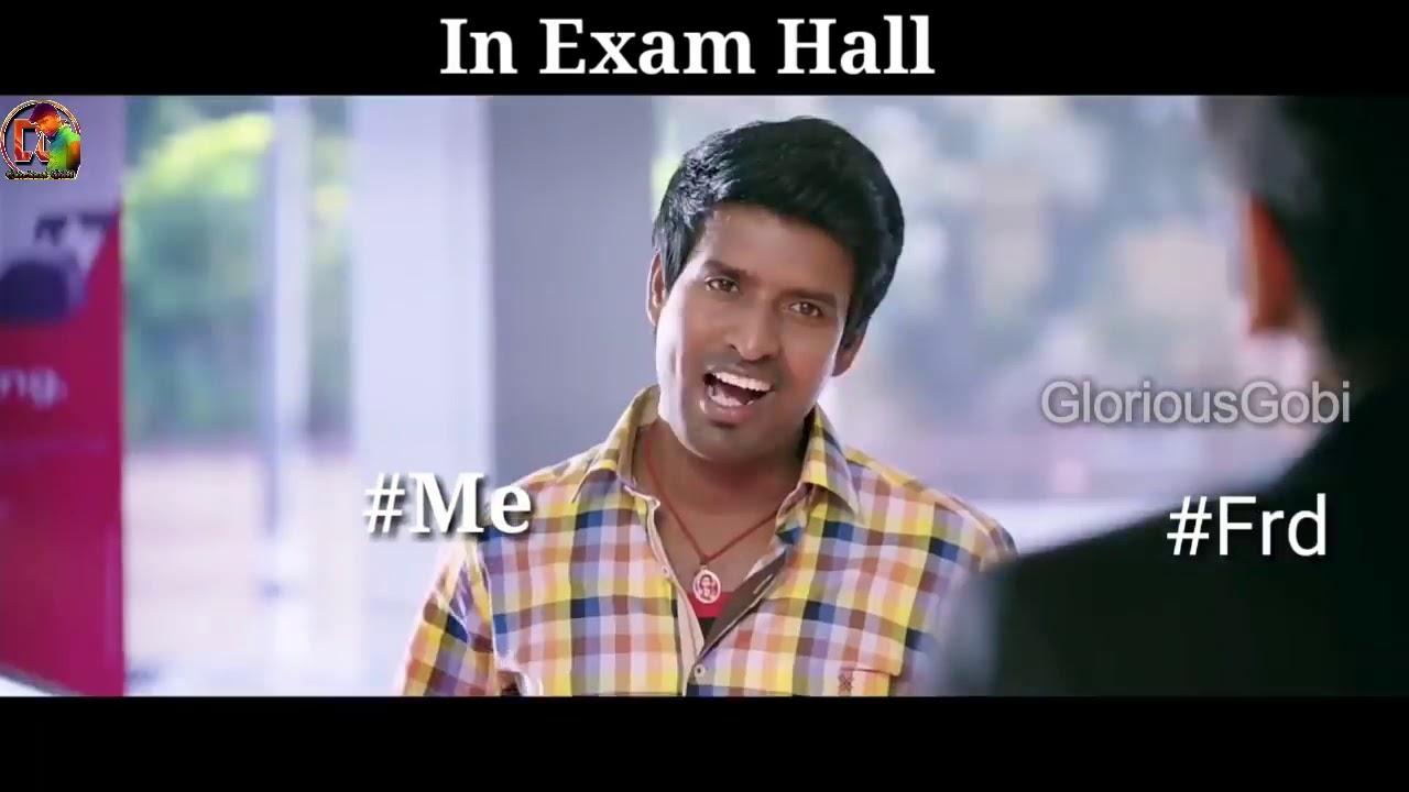 Semester Exam Scenario Marana Troll Comedy Memes Dub In Tamil