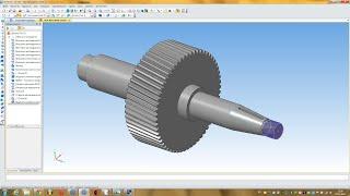 Компас 3D уроки - построение детали