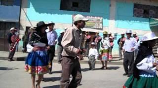 fiesta de santiago de pampas tayacaja 2010
