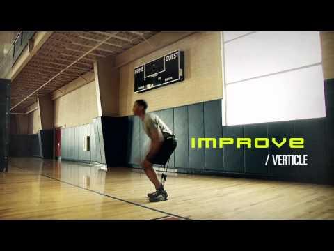 M.V.P. Vertical Jump Resistance Bands Trainer