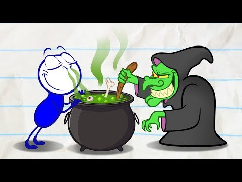 No One is Tastier Than Pencilmate! - Pencilmation Cartoons for Kids