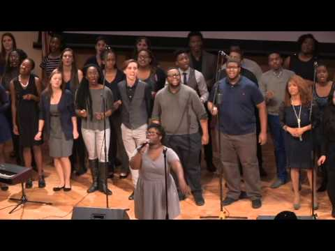 I Love You Lord Today (Fall 2015, Gospel Choir Concert)