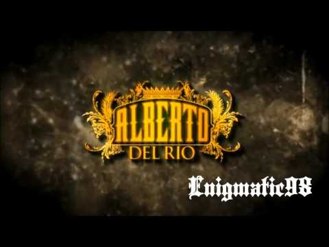 WWE Titantrons - Alberto Del Rio Theme Song 2011 : Realeza HD + With Download Link