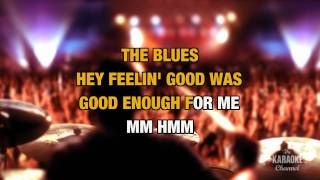 "Me And Bobby McGee in the style of ""Janis Joplin"" karaoke video with lyrics"