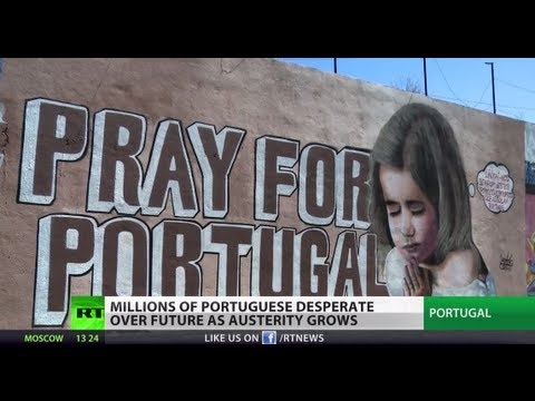 Hopebreak House: Austerity drives Portuguese to despair