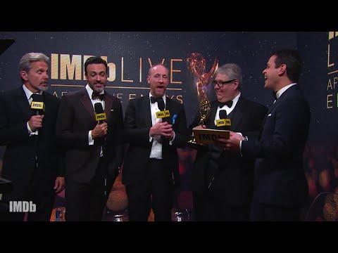 Veep Cast Enjoys a Three-Peat | EMMYS 2017