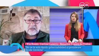 Carlos Caserio: Media sanción para la Reforma Judicial