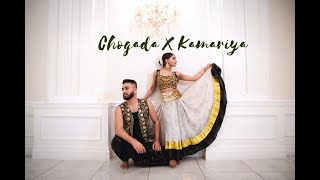 Chogada X Kamariya | Bollywood Dance | Darshan Raval | Loveyatri | Mitron | Mathu ft Aman