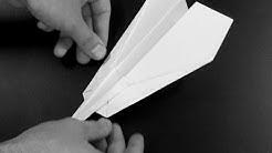 Näin askartelet täydellisen paperilennokin nopeasti!