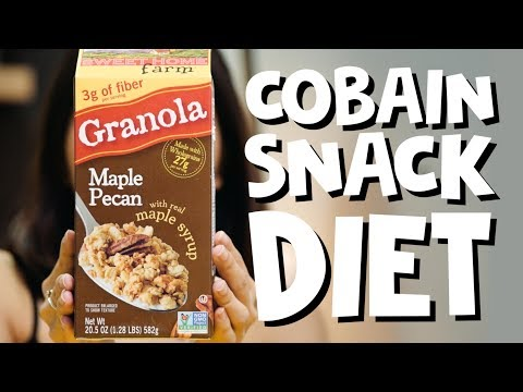 COBAIN SNACK DIET