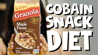 Video COBAIN SNACK DIET download MP3, 3GP, MP4, WEBM, AVI, FLV Mei 2018