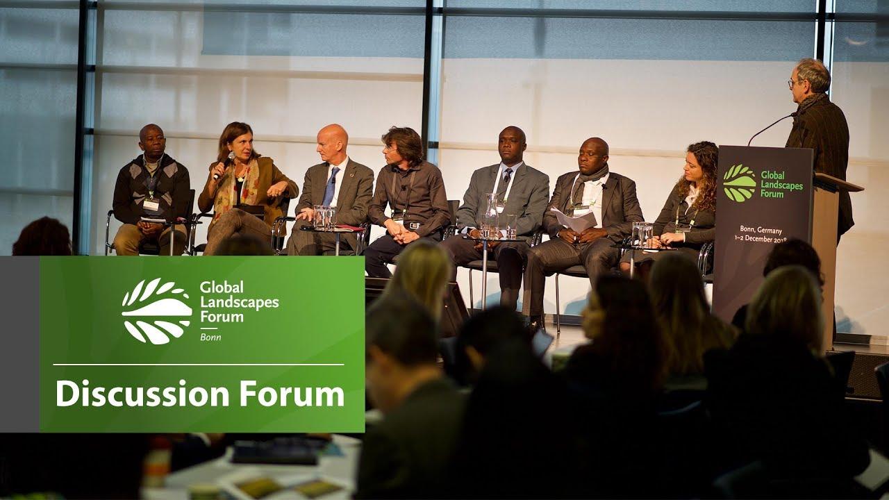Discussion Forum 2: Global Bioenergy Partnership