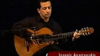 Malaguena de Lecuona - Solo Flamenco Guitar - Live at the Greek National Opera House