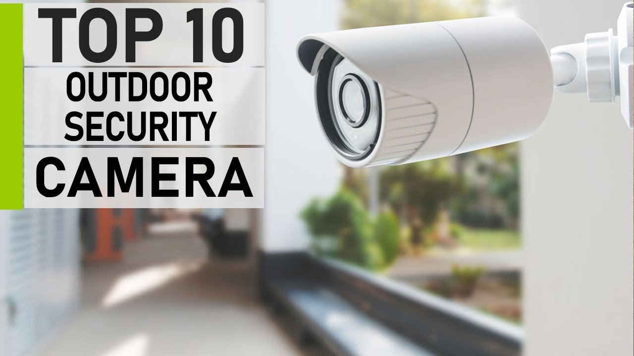 Top 10 Affordable Wireless Outdoor Home Security Cameras - YouTube