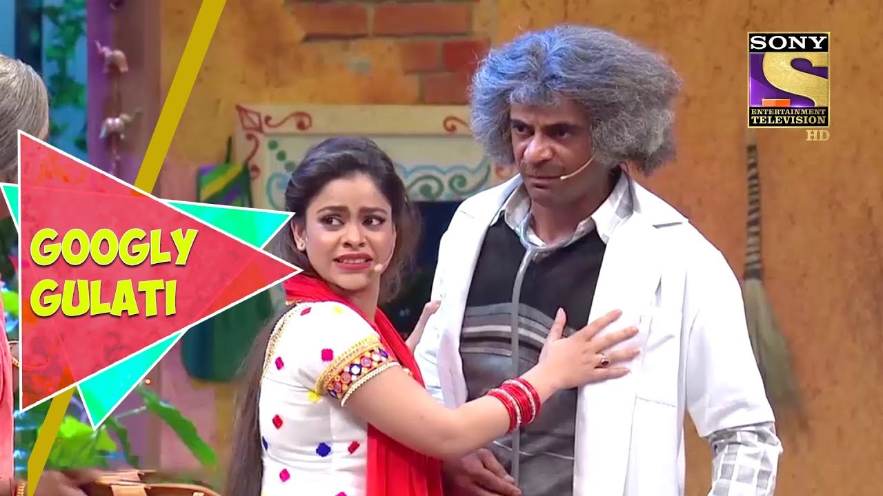 Dr. Gulati Looks For A Groom For Sarla | Googly Gulati | The Kapil Sharma Show