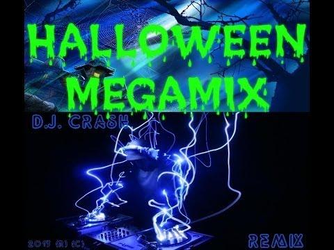 Halloween Megamix By DJ Crash