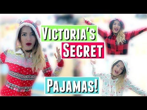 Victoria Secret Pajamas Haul Try On Victoria Secret Onesies Haul
