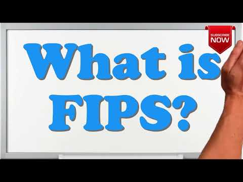 What is the full form of FIPS?