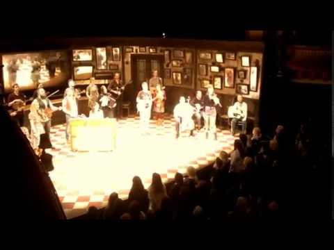 Ronan Keating and Once Musical London last show song