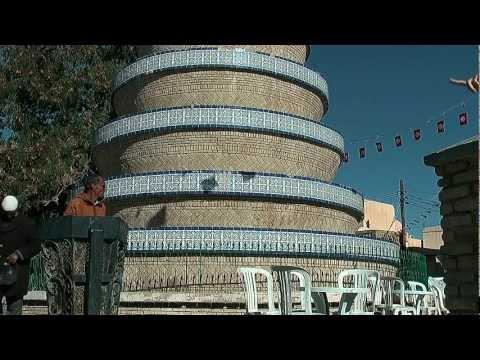 Tozeur - Arabic Town close to Chott El Djerid in Tunisia