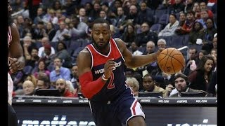 John Wall Top 20 Crossovers of 2016-17 Season