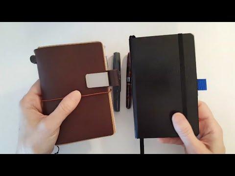 Pen Loops: Traveler's Notebook & Leuchtturm