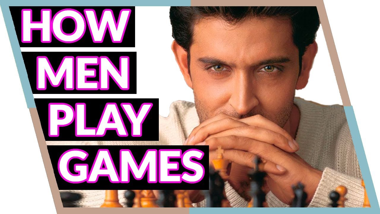Mind games men play when dating goes