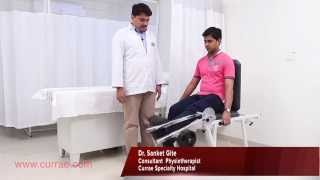 Sports Rehabilitation | Exercises for ACL Injury - Sports Rehabilitation Center India