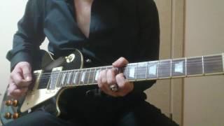 ザ・イエローモンキーのギターカバーです。TVドラマ「砂の塔~知りすぎ...