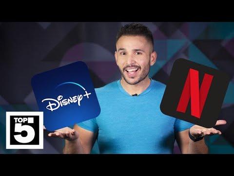 Netflix, Disney+ O Amazon Prime Video ¿Qué Servicio Es EL MEJOR?