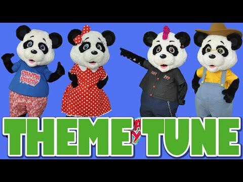 Panda Party - Welcome To Panda Island - Nursery Rhymes & Fun Kids Songs