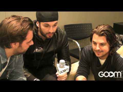 Swedish House Mafia Interview on GOOM Radio