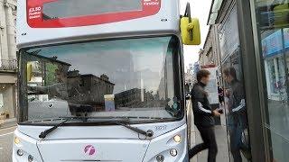Bus Under Attack False Alarm Aberdeen Scotland - 2018