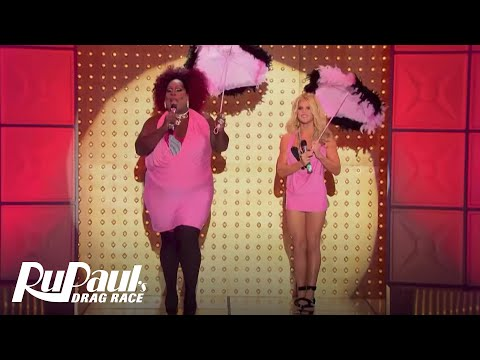 Frenemies Face-Off to 'So Much Better Than You' Performance Challenge | S4 E8 | RuPaul's Drag Race