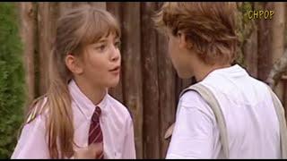 primer beso Bautista y Luisana