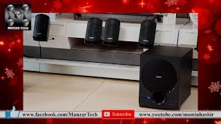 Sony SA-D40 4.1ch Home Theatre Satellite Speakers (New Launch )