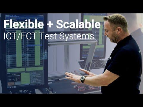 ICT/FCT Test System | Konrad Technologies